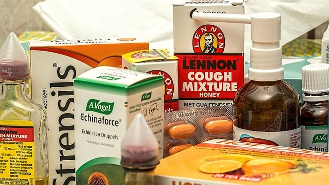 medication to fight flus and colds